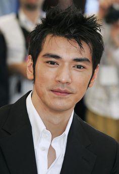 Chinese/Japanese Actor Takeshi Kaneshiro. Kai?