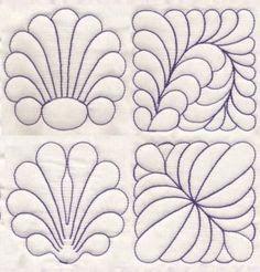 Resultado de imagem para quilt livre moldes