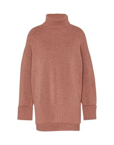 Oversized-Pullover mit überschnittener Schulterpartie von EDITED the label @aboutyoude