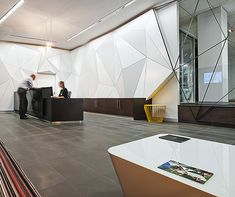 Wood and Grieve Engineers recently took occupancy of a new office space in Perth and worked in collaboration with Design Hotel, Lobby Design, Workplace Design, Corporate Design, Retail Design, Office Interior Design, Modern Interior, Interior Architecture, Corporate Interiors