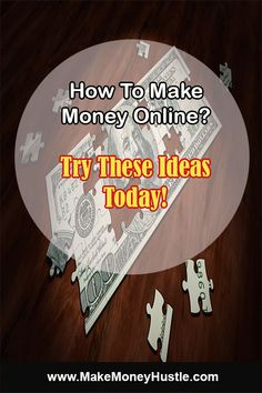 How To Make Money Online? Try These Ideas Today! - Make Money Hustle Facebook Marketing, Online Marketing, Media Marketing, Digital Marketing, Make Money Fast, Make Money From Home, Body Makeup, Bitcoin Cryptocurrency, Free Training