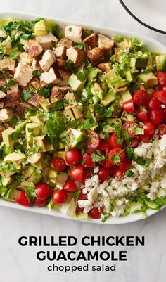 ... salad recipes on Pinterest | Grilled teriyaki chicken, Cobb salad and