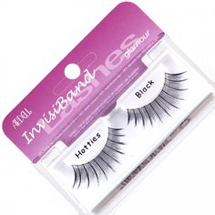 Ardell Invisiband Eyelashes #Hotties Ardell Eyelashes, Make Up, Fashion Jewelry, Glamour, Cosmetics, Beauty, Random, Maquillaje, Beleza