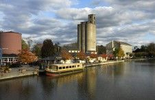 Pittsford, NY- Erie Canal - great canoe trip destination