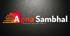 This logo for apna sambhal Growing Your Business, Tech Companies, Company Logo, Logos, Logo, Legos