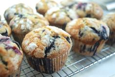 The secret to baking with frozen blueberries | Flourish - King Arthur Flour's blog