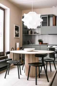Note Design Studio's compact city apartments are designed for socialising
