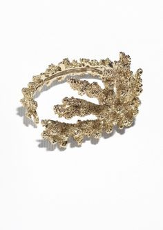 & Other Stories   Coral Cuff