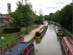 """CANAL NARROW BOATS 