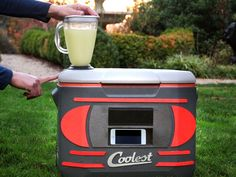 The Coolest: Cooler with Blender, Music and So Much More by Ryan Grepper — Kickstarter