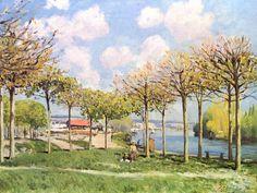 Alfred Sisley 018 - Alfred Sisley — Wikipédia