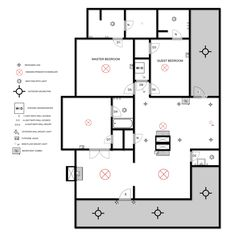 electrical house plan design house wiring plans house plan example Typical Electrical House Plans