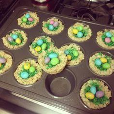 Easter Party Food | via hisluvrgrl92