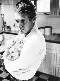 Steve McQueen, 1963.