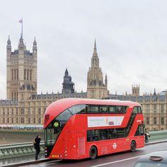 Thomas Heatherwick's new London buses