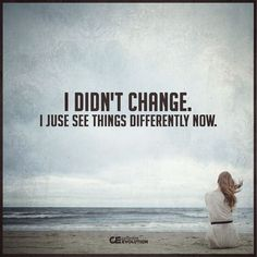 #change #perspective