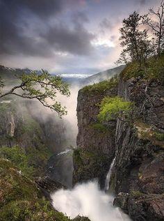 Beautiful Hardangervidda Fjords – Norway