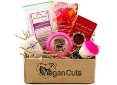 Vegan Cuts Beauty Box subscription