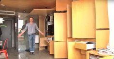 Квартира 24 кв м и все что нужно для жизни. Потрясно!!! https://www.youtube.com/watch?v=juWaO5TJS00
