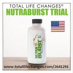 Total Life Changes Hispano Estados Unidos. Una Oportunidad de Negocio Inteligente: Iaso Nutraburst Trial Size