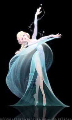 Disney Princess Ballerinas Fan Art - Media Chomp Anime Disney Princess, Disney Princess Fashion, Disney Princess Drawings, Disney Princess Pictures, Disney Frozen Elsa, Disney Pictures, Disney Drawings, Disney Magic, Disney Princesses