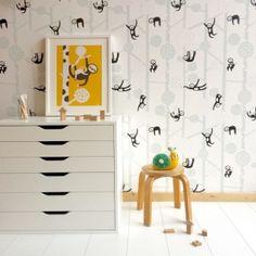 Sloths (wallpaper panel)