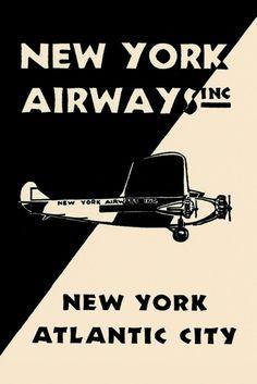 New York Airways - Atlantic City