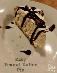 Easy Peanut Butter P