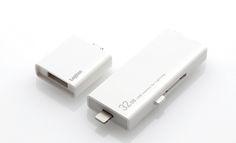 iPhone・Android両対応。スマホの容量不足を解決するLightningUSBメモリ  |  AppBank