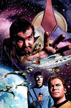 Nostalgic Klingons.