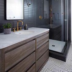 "encaustic cement tile | pinstriped diagonal random pattern 8""x8"" stock – Cle Tile"