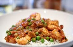 Indian Style Wok Cooked Shrimp Curry (Kadhai Jhinga) | The Spiced Life