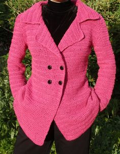 Ravelry: Project Gallery for Belted Pant Coat pattern by Lisa Gentry