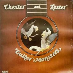 Chester* And Lester* - Guitar Monsters at Discogs