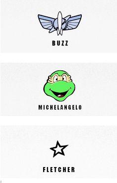 Buzz Michelangelo fletcher