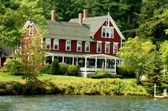 The Lakehouse at Ferry Point - Sanbornton, NH