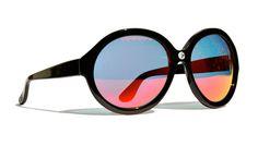 Jossa sunglasses diamond red mirror