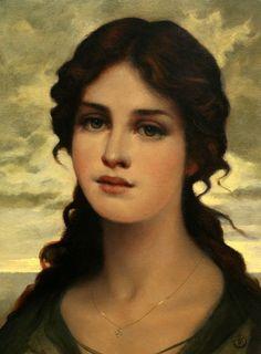 Buy art by Ken Hamilton at Gormleys Fine Art gallery. Leading dealers in Irish art since Renaissance Paintings, Renaissance Art, Creation Art, Irish Art, Victorian Art, Jolie Photo, Classical Art, Old Art, Woman Painting