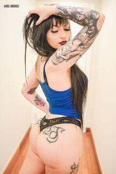 Testosterona Girl: Andressa Sisto