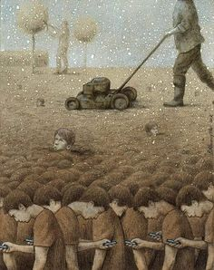 30 Illustrations By Pawel Kuczynski Showing What's Wrong With Modern Society The Polish artist Pawel Kuczynski is an absolute master, combining satire Satire, Satirical Illustrations, Meaningful Pictures, Illustrator, Deep Art, Les Religions, Social Art, Social Media, Political Art