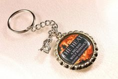 Hip Caps Jewelry Indie Author Book Swag by HipCapsJewelry on Etsy, $2.99