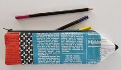 s.o.t.a.k handmade: pencil pouch