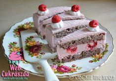 Vizesdió Food Presentation, Deserts, Pudding, Sweets, Cookies, Cake, Poppy, Polish, Foods