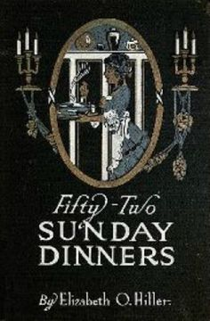 Fifty Two Sunday Dinners ebook file PDF