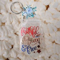Resin Molds, Resin Crafts, Iridescent, Mason Jars, Key Chain, Messages, Red Champagne, Bead, Badge Reel
