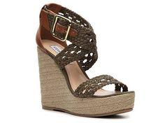 SM Women's River Wedge Sandal Casual Sandals Sandal Shop Women's Shoes - DSW