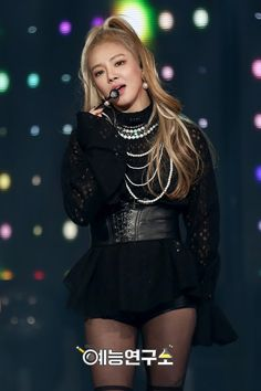 Check out the cam version of HyoYeon's 'Mystery' performance from Music Core ~ Wonderful Generation ~ All About SNSD, Wonder Girls, and f(x)