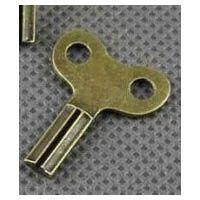 Metal Steampunk Mini Key in Vintage Bronze Finish