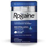 #6: Men's Rogaine Foam Three Month Supply