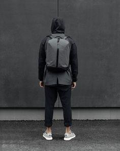 N.3 Backpack | Black Cordura